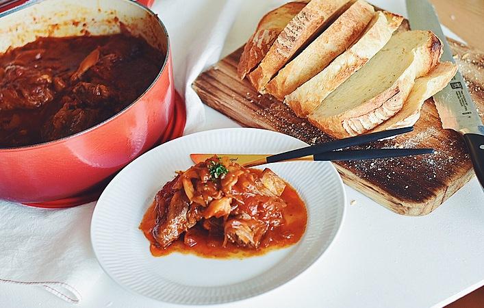 パーティーにおすすめ!「豚スペアリブのトマト煮」を作ってみよう