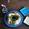 ひな祭りのちらし寿司はデザイン勝負!真似したい素敵デコレーション