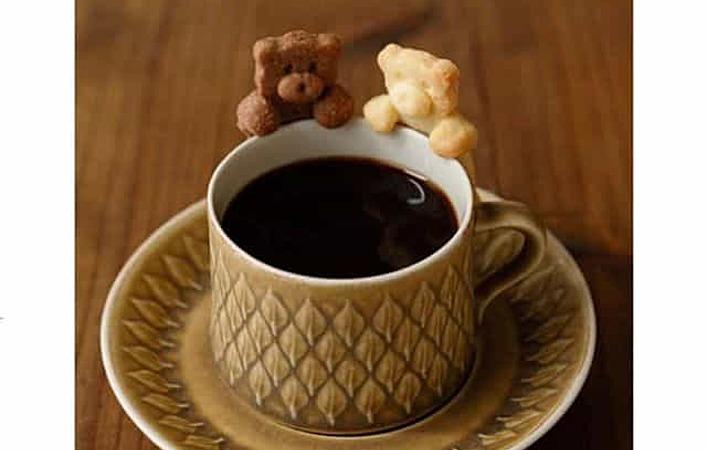 このクッキー可愛すぎ!お気に入りのカップに「ふちクッキー」を飾っちゃおう♪