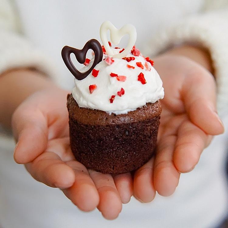 かわいい バレンタイン 簡単