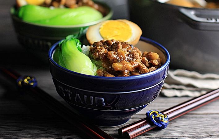 がっつり肉が食べたい!台湾料理の「魯肉飯」を作ってみませんか?