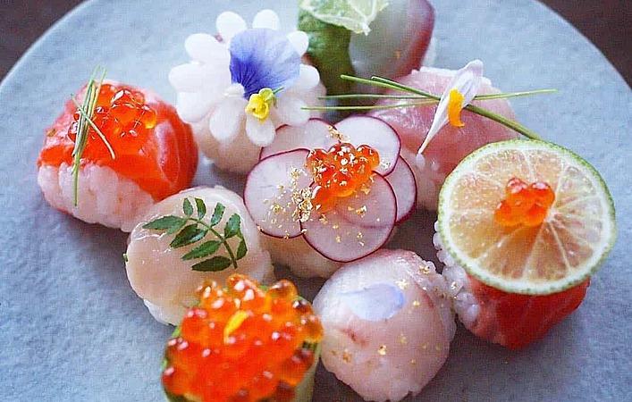 華やかな食卓に。作ってみたくなる手まり寿司のシチュエーション別5選