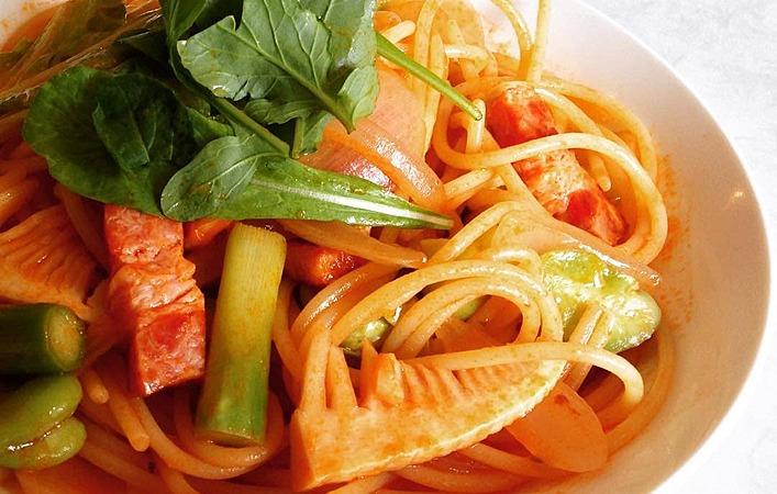 ひと足早く春気分!ファンの多い人気の山菜「ウド」を食べてみよう!