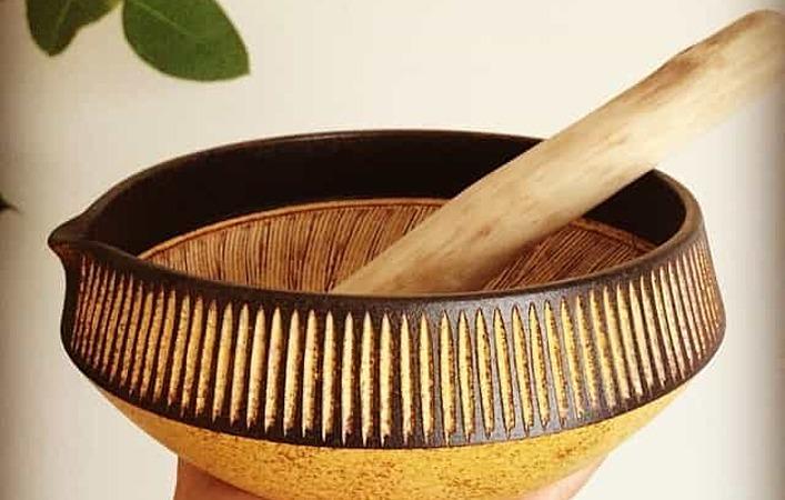 器好きならすり鉢にもこだわりたい!おすすめ作家さんのすり鉢ベスト3