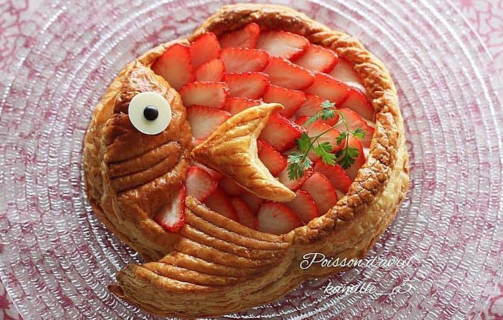 ぎょぎょぎょ!フランスのエイプリルフール定番お菓子「ポワソンダブリル」って?