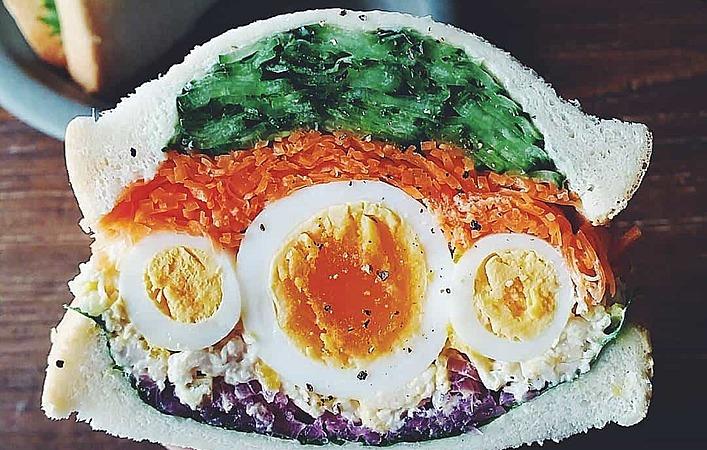 人気の「わんぱくサンド」。きれいな断面を作るおすすめ食材とは?