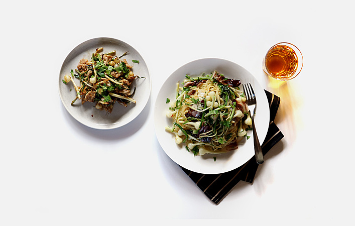 長野のローカルフードを紹介!山菜を使って、 #とりあえず野菜食 しよう