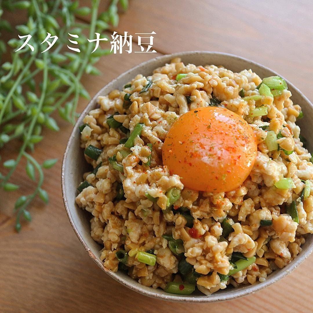 レシピ ひき わり 納豆
