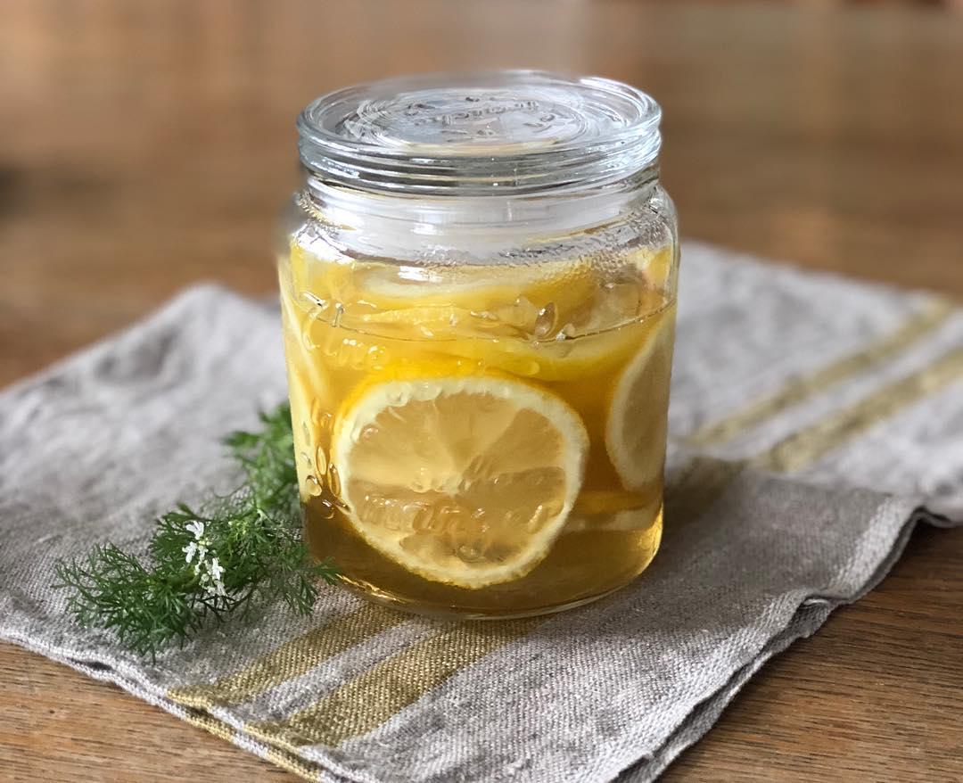 漬け レモン の 砂糖